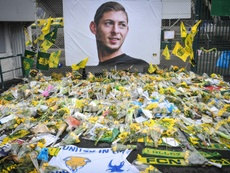 Los homenajes a Sala continúan sucediéndose. AFP