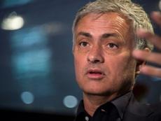 Mourinho habló sobre la Champions League. AFP