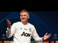 Solskjaer não descarta Bale mas não garante o interesse. AFP