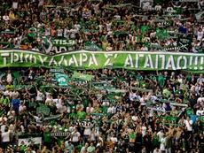 El Panathinaikos estaría cerca de hacerse con Altman. AFP