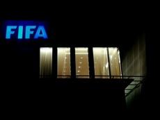 La FIFA sanciona a Mooketsi Kgotlele. AFP