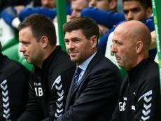 Gerrard is happy Dorrans is back. AFP