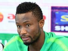 Obi Mikel pensaba que iban a asesinar a su padre. AFP