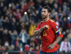 Sergio Ramos is 'Mr Reliable' from the spot. AFP