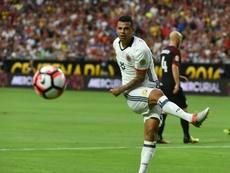 Peligra el Mundial para Edwin Cardona. AFP