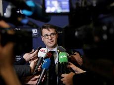 Sebastien Deneux fue el responsable. AFP