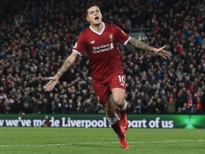 Philippe Coutinho could be back in England next season. AFP