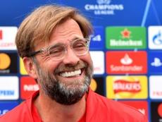 Klopp pudo ser entrenador del United y no del Liverpool. AFP