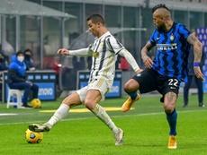 L'Inter travolte la Juventus. AFP