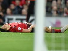 'Personne ne pouvait imaginer le désastre qui allait avoir avec Alexis Sanchez'. AFP