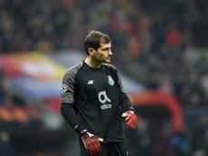 LaLiga, a un paso de fichar a Casillas. AFP