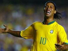 El mito del kit del sexo antes de que Brasil ganara el Mundial. AFP