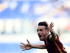 Há interesses cruzados entre Roma e Inter. AFP