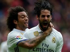 Isco e Marcelo poderão ser brindados com oportunidades por Zidane. AFP