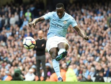 Mendy has had surgery. AFP