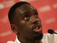 Augustin tratará de ofrecer su mejor fútbol en Inglaterra. AFP