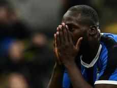 Romelu Lukaku en veut toujours à André Villas-Boas. AFP