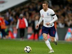 Já pedem Vardy de volta na Seleção da Inglaterra. AFP