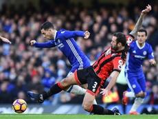 El Chelsea visita a los 'cherries' esta semana, una salida con trampa. AFP/Archivo