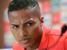 Valencia ne disputera pas le match de FA Cup. AFP
