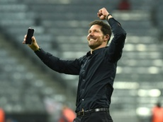Simeone superaría a Griezmann si acepta la oferta del Atlético. AFP
