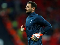 Lloris is under fire. AFP