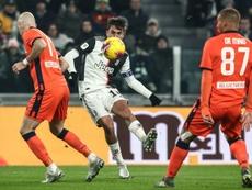 Paulo Dybala está en un estado de forma envidiable. AFP/Archvo