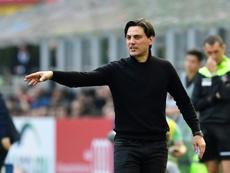 Montella plays down Empoli defeat