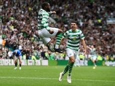 Ntcham, en el radar del Celtic. AFP