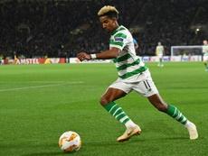 El Celtic es líder de nuevo. AFP