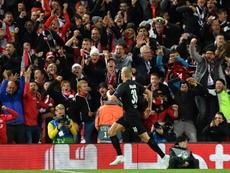 Haaland préfère Old Trafford. AFP