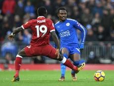 El Leicester estudia posibles ventas. AFP
