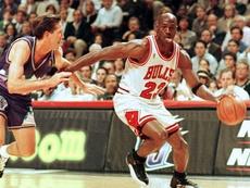 Comment Michael Jordan a inspiré le come-back de Robben. AFP