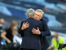Ancelotti intéressé par deux protégés de Mourinho. AFP