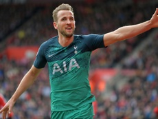 Pochettino will rely on Kane. AFP