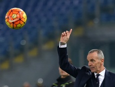 I will not walk away, Pioli claims. AFP