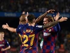 Carles Perez est revenu sur le choix du FC Barcelone de le vendre. AFP