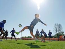 Joao Félix, uno de los que no podrá jugar. AFP