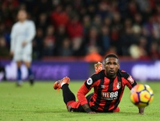 Defoe could further intensify the Scottish title race. AFP