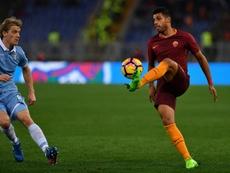 Emerson podría volver a Italia. AFP/Archivo