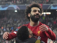 Salah overtakes Suarez in Liverpool's goal scoring table! AFP