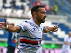Le formazioni ufficiali di Sampdoria-Udinese. AFP