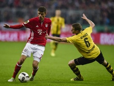 Bender plays down Pokal clearance