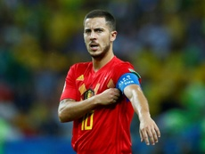 Belgium call up Hazard and Courtois, De Bruyne injured! AFP