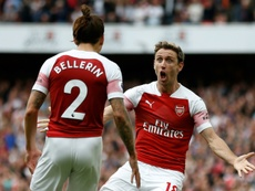 Monreal is apparently close to moving to Real Sociedad. AFP