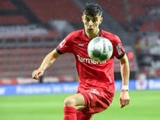 Havertz, rumbo al Chelsea. AFP