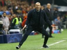 La Copa es el trofeo que le falta por ganar a Zidane. AFP/Archivo