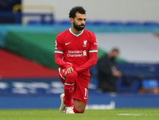 Klopp expects Salah for the Champions League. AFP