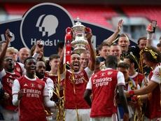 Un budget de 110 millions d'euros pour Arsenal. afp