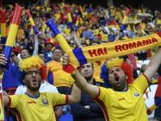 Rumanía firmó una gesta para el recuerdo. AFP